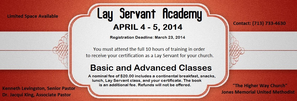 Lay Leadership Academy (2)