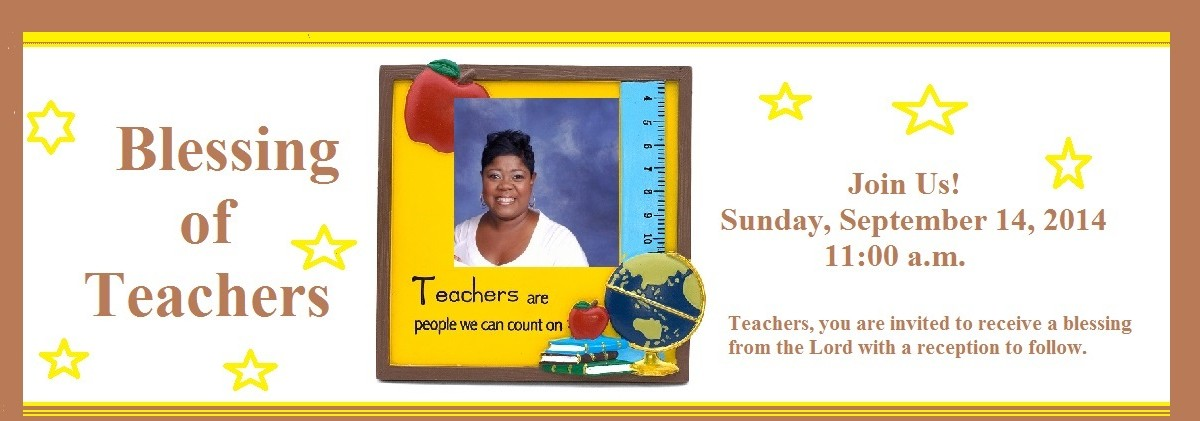 TeachersS  BANNER TEMPLATE