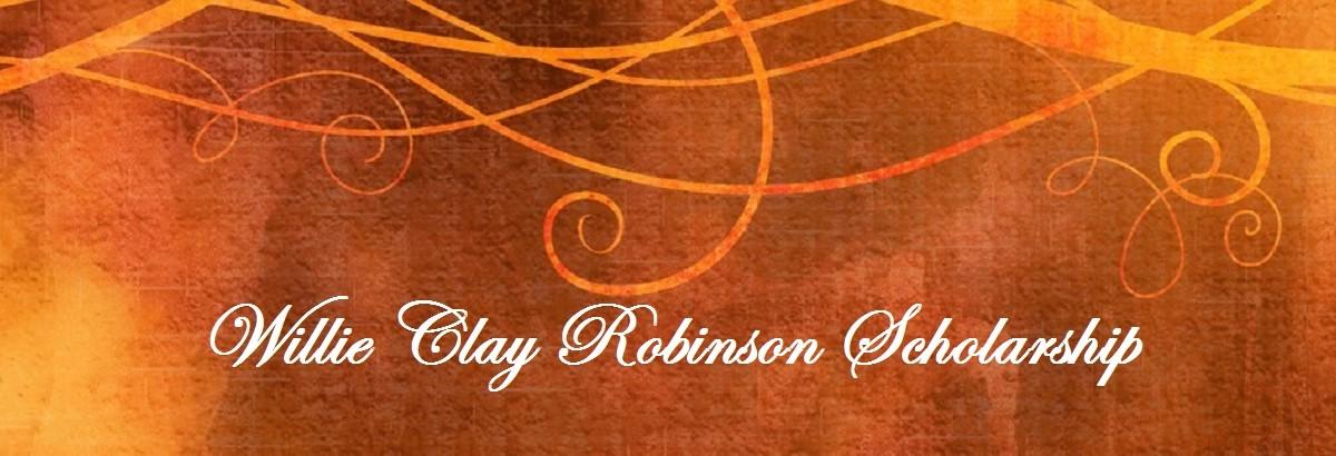 Willie Clay Robinson Banner