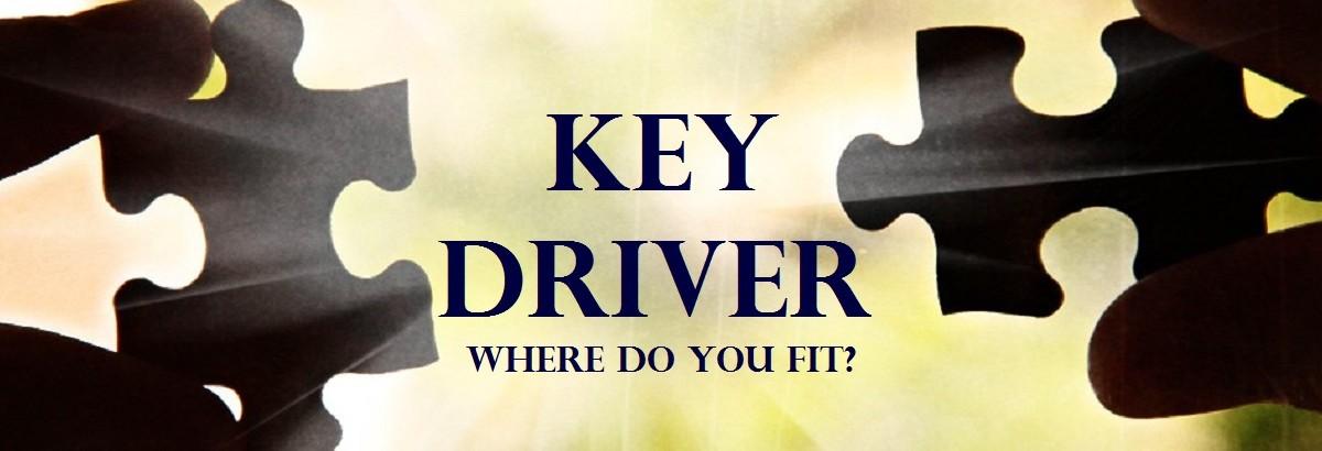 Key Driver Banner